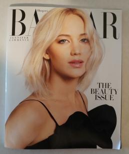 Harper's Bazaar Mag cover